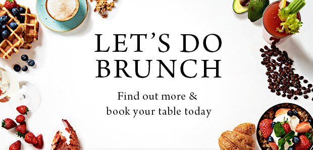 Brunch available at The Orange Tree